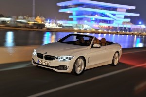 BMW serii 4 Cabrio (fot. BMW)