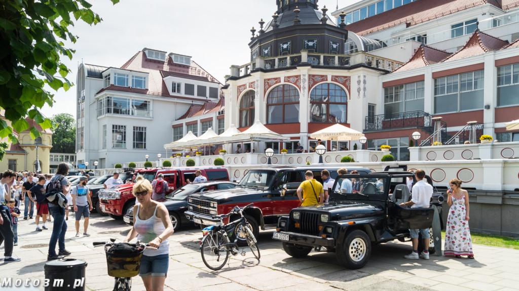 Wystawa amerykańskich samochodów Molo Sopot 29-05-03062