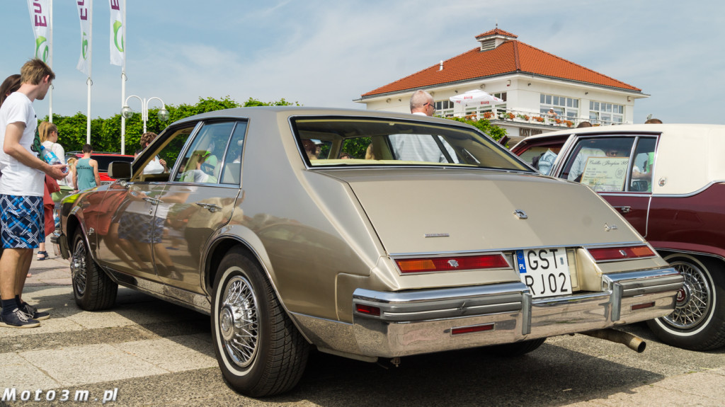 Wystawa amerykańskich samochodów Molo Sopot 29-05-03132