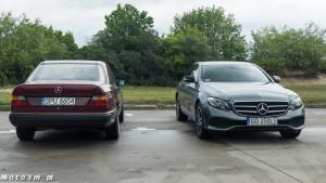 Mercedes W213 vs W124-1100739