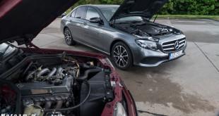 Mercedes W213 vs W124-1100753
