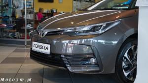Nowa Toyota Corolla - w Trójmieście-04117
