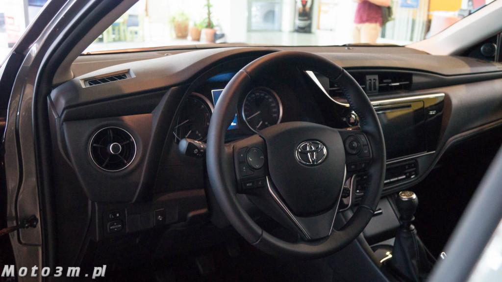 Nowa Toyota Corolla - w Trójmieście-04119