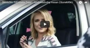 Aneta Zając Nissan ZdunekKMJ Moto3m TV