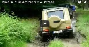 G Experience 2016 Moto3m TV