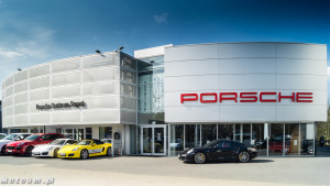 Porsche Centrum Sopot - salon-01021
