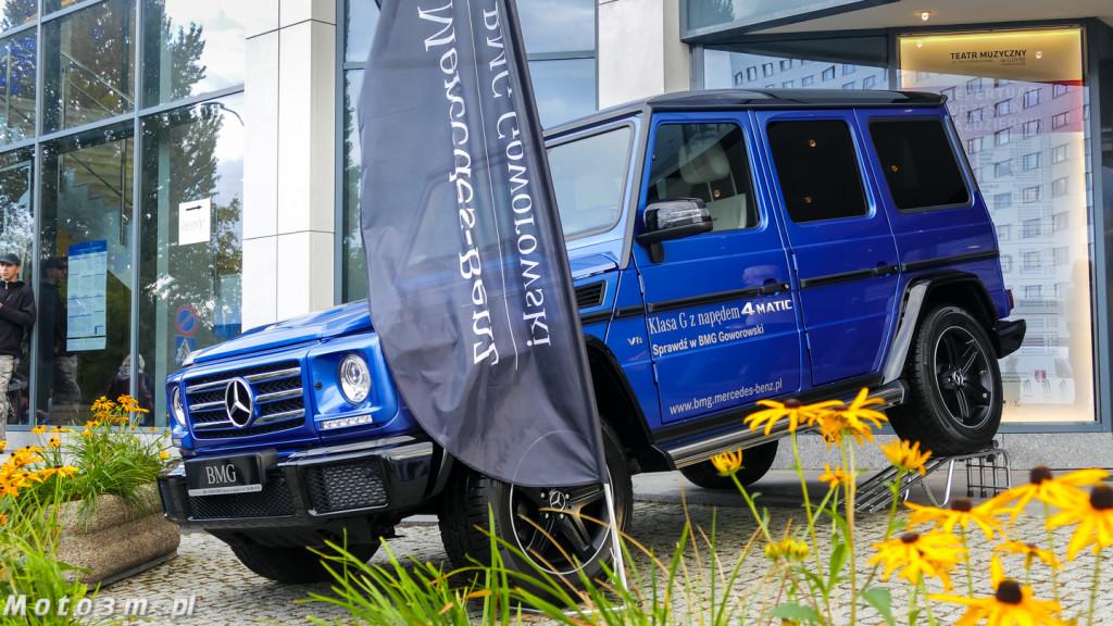 Festiwal Filmowy Gdyni a- BMG Goworowski Mercedes-1240084