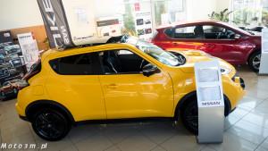 Nissan Juke - żółty kolor Zdunek KMJ1210704