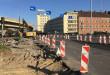 Fragment wielkiej przebudowy wokół budowy Forum Gdańsk. Fot. Dominik Paszliński/gdansk.pl
