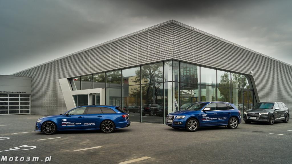Audi Centrum Gdynia połoficjalne otwarcie 2016-06570