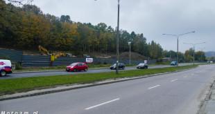 Miejsce pod budowę nowego salonu Centrum Motoryzacyjnego Auto Plus-1280353