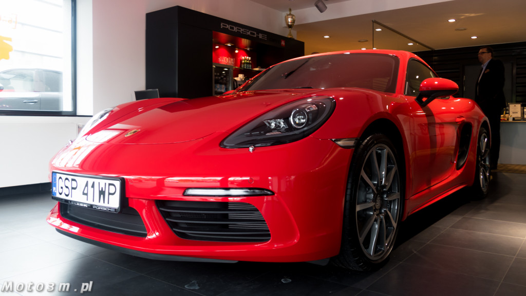 Porsche 718 Cayman debiutuje w Porsche Centrum Sopot-1260345