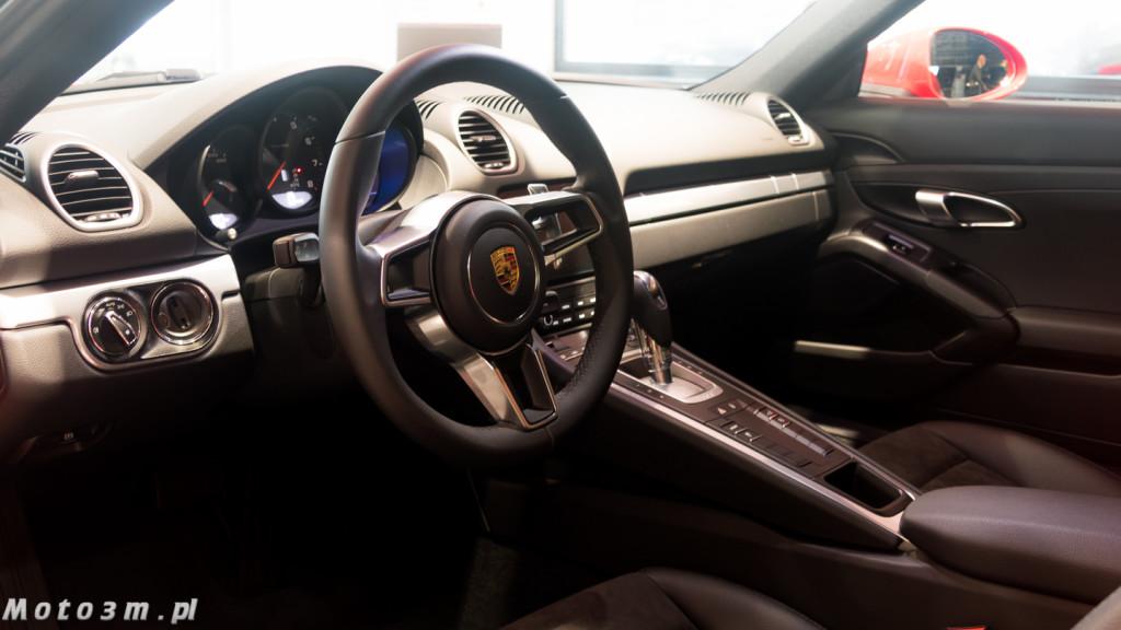 Porsche 718 Cayman debiutuje w Porsche Centrum Sopot-1260363