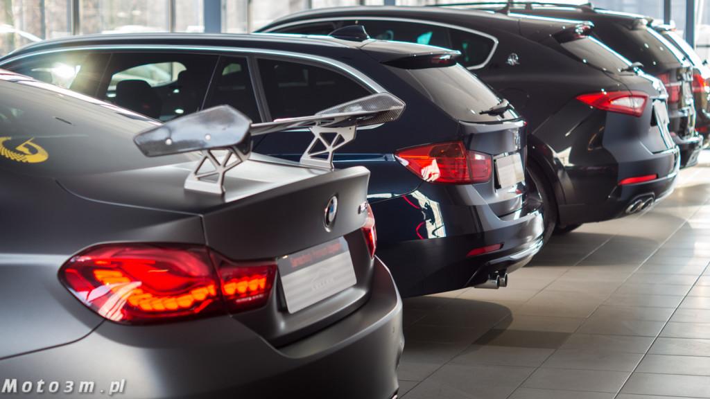 BMW M4 GTS & Maserati Levante w Lellek samochody używane w Sopocie-06918