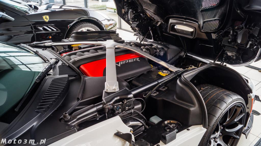 Dodge Viper ACR w Porsche Approved-06799