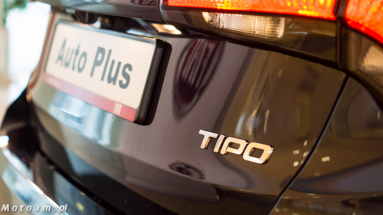Przedpremierowo Fiat Tipo Hatchback I Station Wagon W