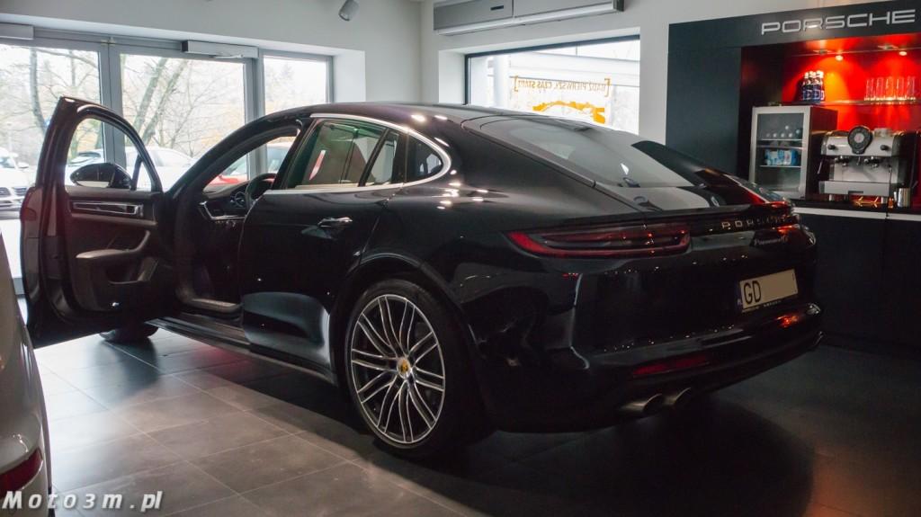 Pierwsza Nowa Panamera wydana w Porsche Centrum Sopot-06814