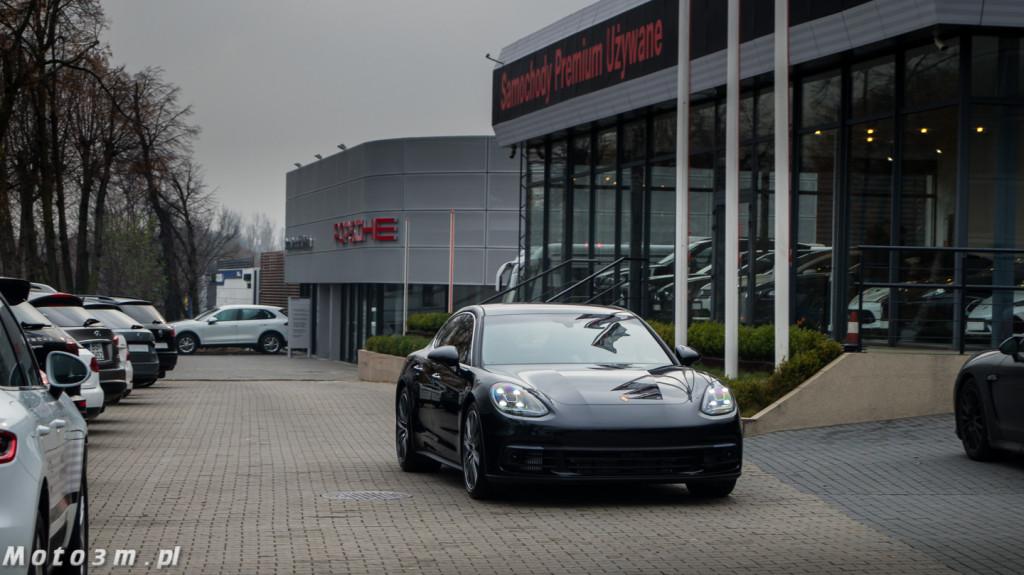 Pierwsza Nowa Panamera wydana w Porsche Centrum Sopot-06818