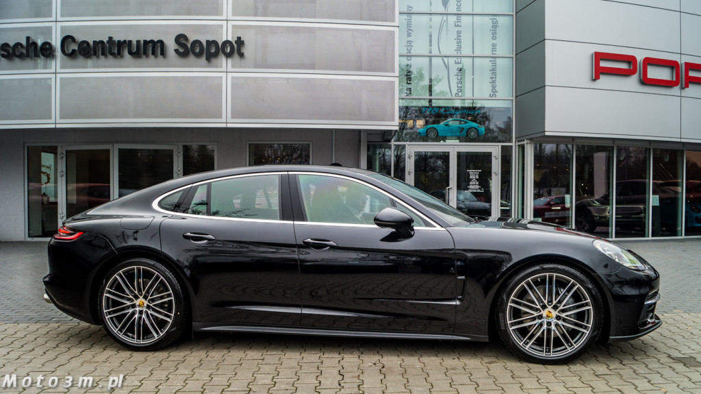 Pierwsza Nowa Panamera wydana w Porsche Centrum Sopot-06819