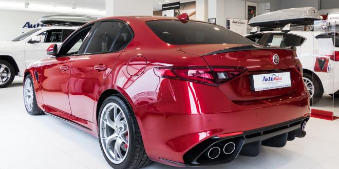 Alfa Romeo Gulia QV 510 KM w Auto-Mobil-1320719