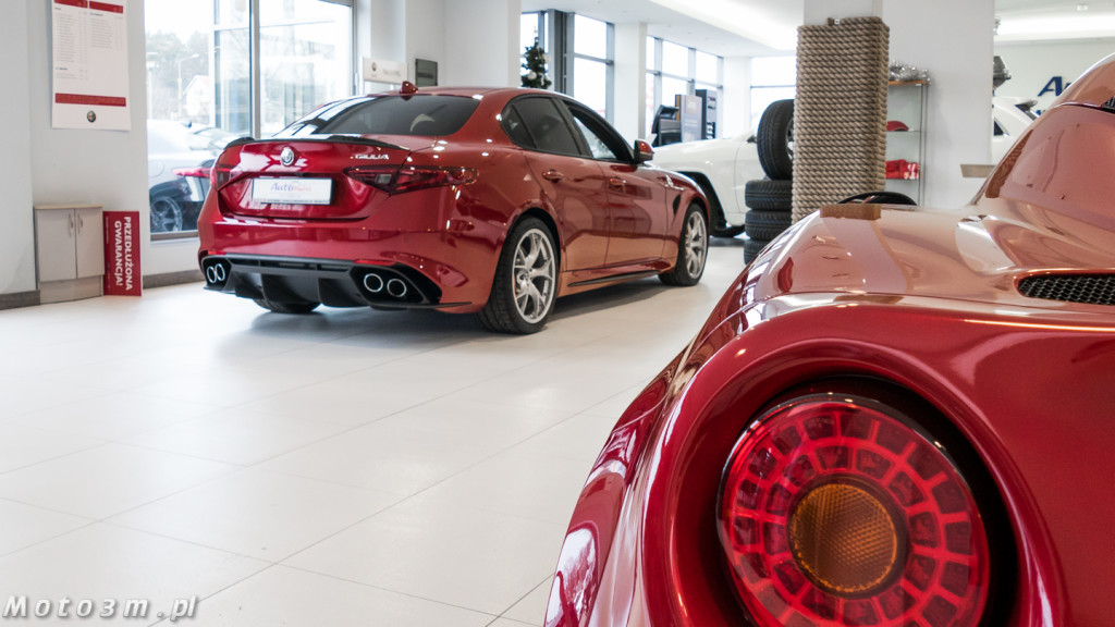 Alfa Romeo Gulia QV 510 KM w Auto-Mobil-1320721
