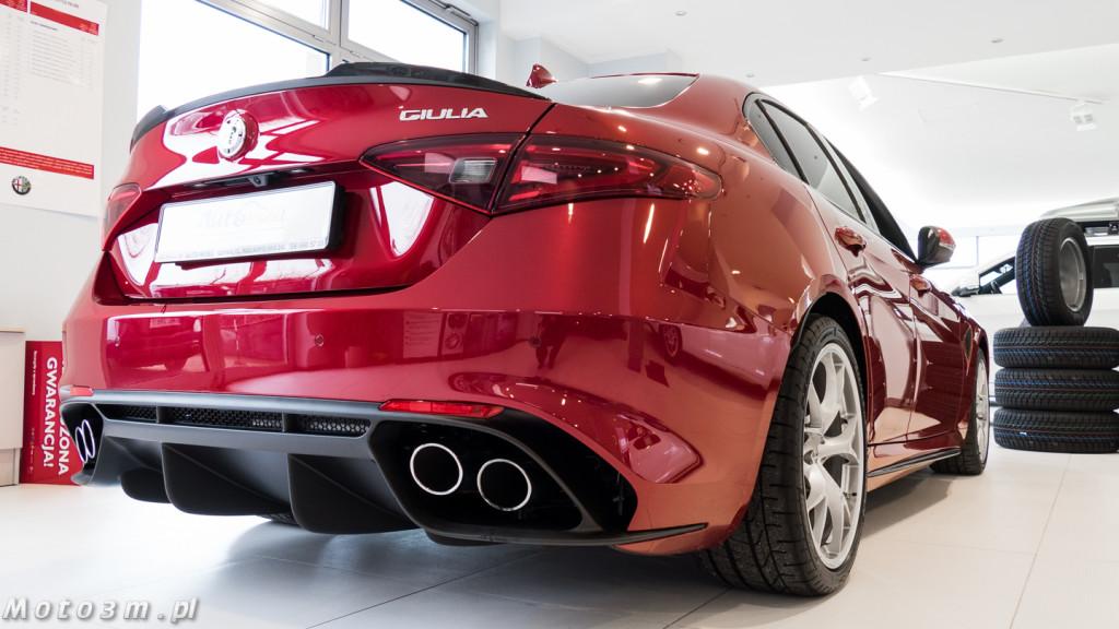 Alfa Romeo Giulia Quadrifoglio Z Sercem Od Ferrari