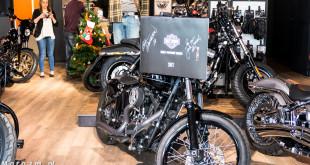 Kalendarz Harley-Davidson z Gdańska - z podspisem Bill'ego Davidson'a-1320760