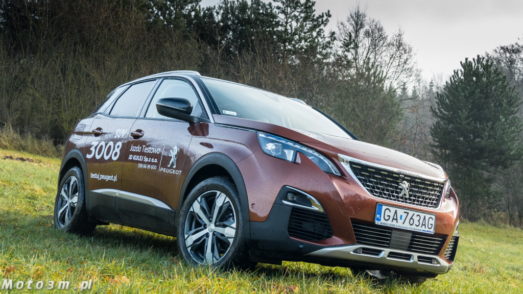 Peugeot 3008 - JD Kulej - test redakcyjny-1320642