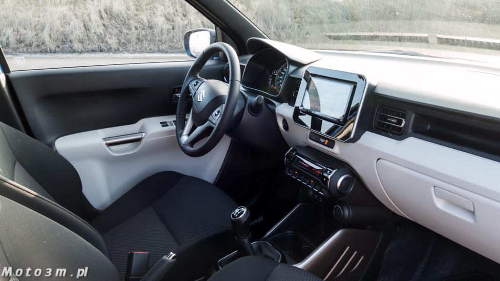 Suzuki Ignis - syzbki test z Motor Centrum-1320802