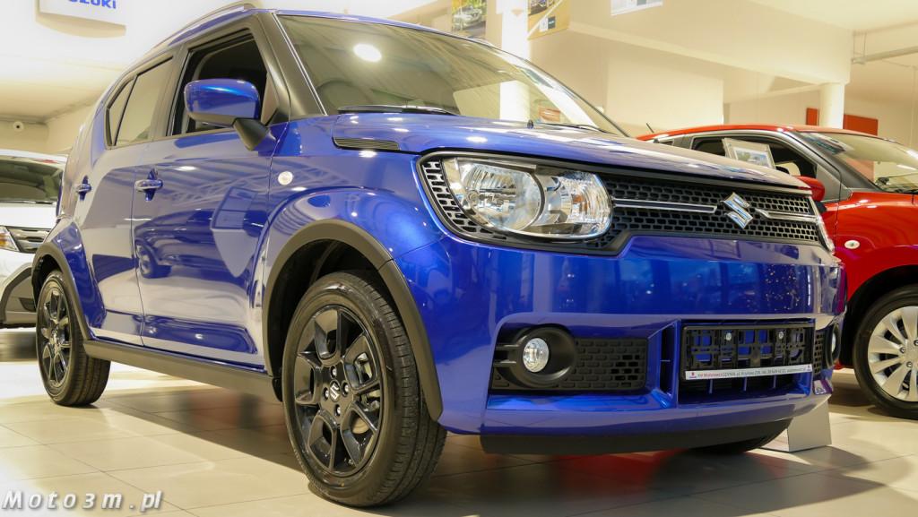 Suzuki Ignis w K&K Wojtanowicz Gdynia-1320499