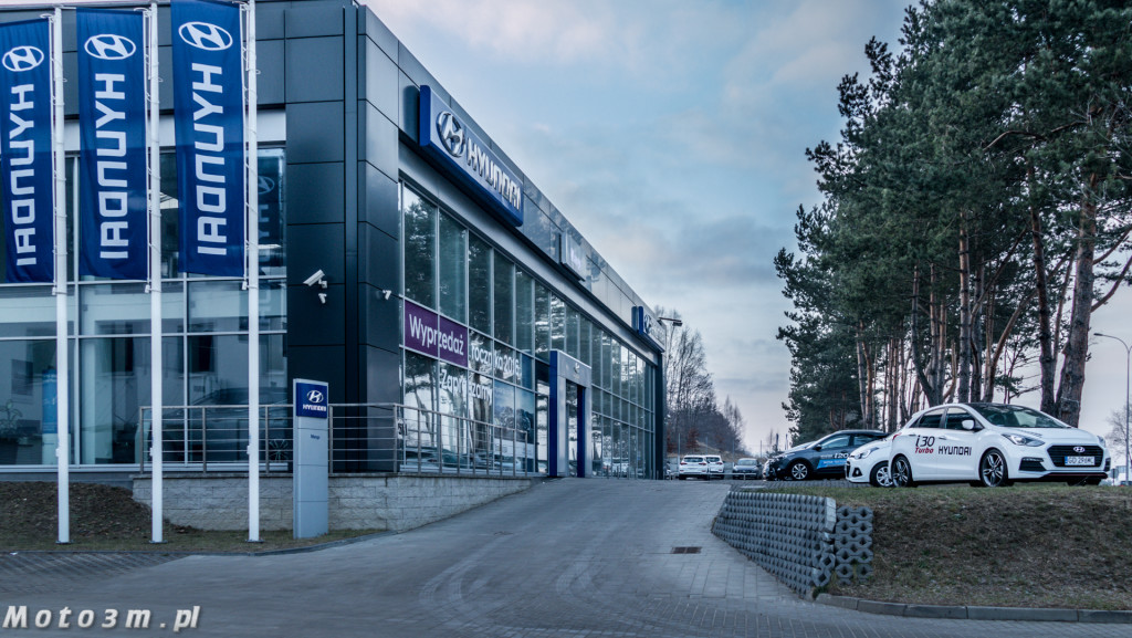 Hyundai Margo - salon Gdynia, Morska-1340646