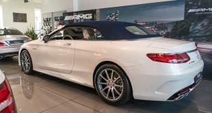 Mercedes-AMG S63 Cabrio - Mercedes-Benz Witman-1340603