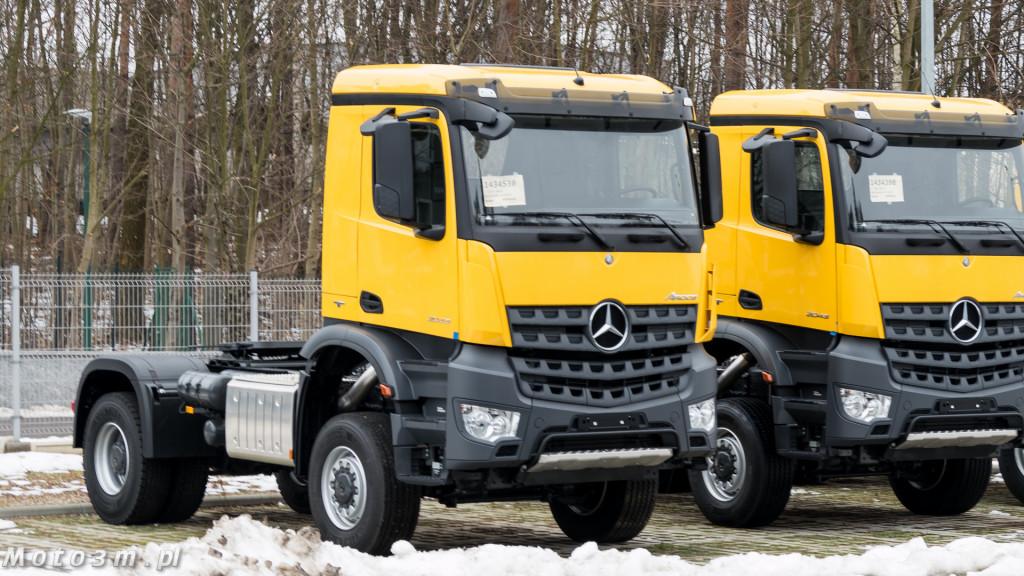Mercedes Arocs - Mercedes-benz Grupa Wróbel Straszyn-1340610