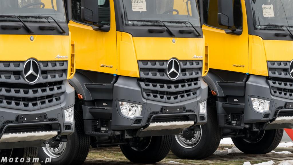 Mercedes Arocs - Mercedes-benz Grupa Wróbel Straszyn-1340611