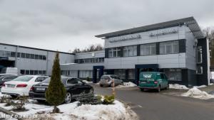 Mercedes-Benz Grupa Wróbel Straszyn - Salon, budynek-1340623