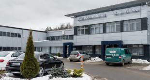 Mercedes-Benz Grupa Wróbel Straszyn - Salon, budynek-1340624