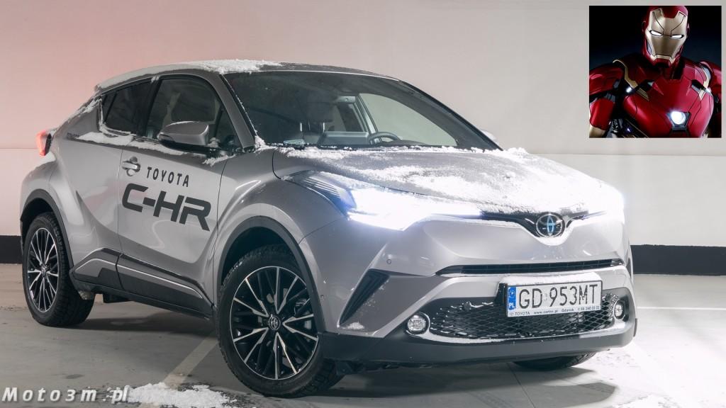 Toyota C-HR 1.2 T - Test Moto3m-1330210