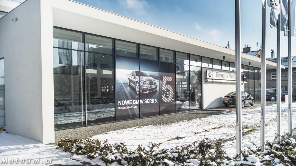 BMW Serii 5 -  przekrój pokoleniowy w Bawaria Motors Gdańsk old pic-07216