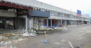 Dawny Polmozbyt przy Alei Hallera zmieni się w osiedle mieszkaniowe-1360678