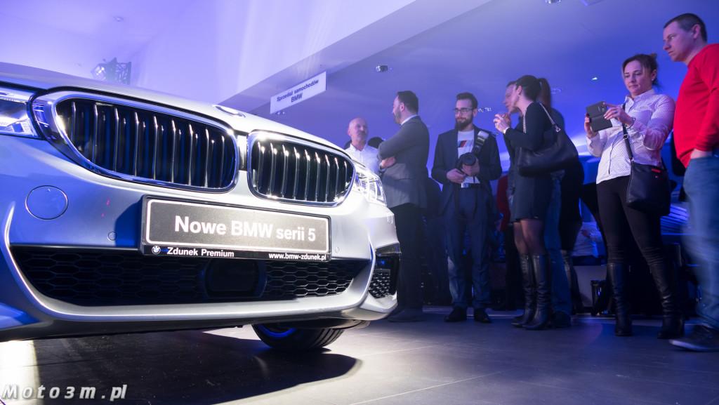 Premiera BMW Serii 5 G30 w BMW Zdunek-1340776