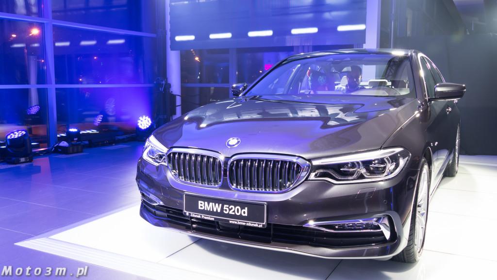Premiera BMW Serii 5 G30 w BMW Zdunek-1340782