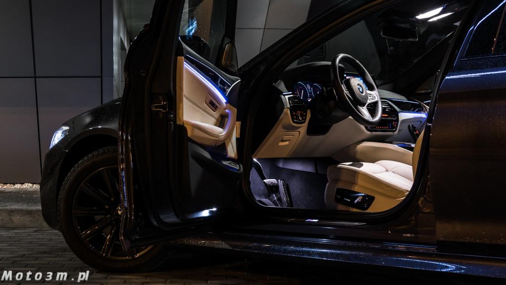 BMW Serii 5 - 530i G30 - test moto3m Bawaria Motors-1380405