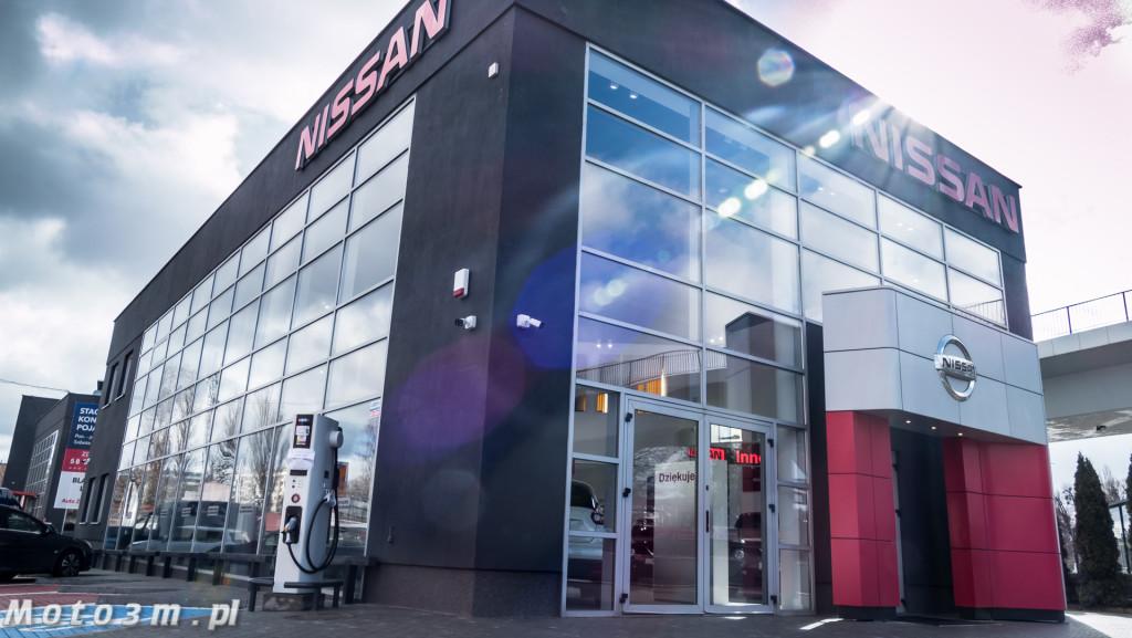 Nissan Zdunek KMJ - odświezony salon w Gdańsku-1400267