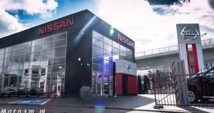 Nissan Zdunek KMJ - odświezony salon w Gdańsku-1400268