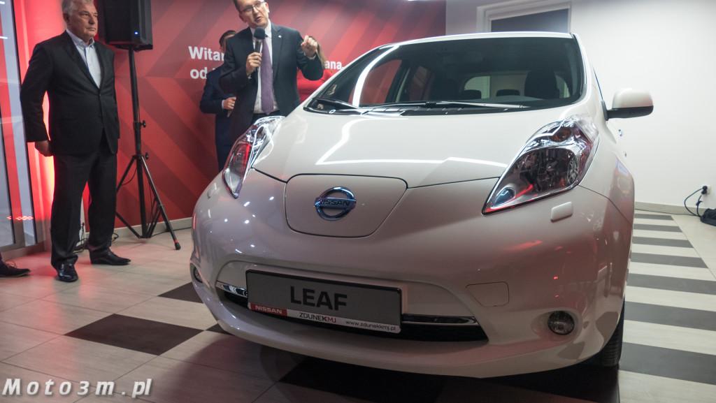 Otwarcie Nissan Zdunek KMJ - premiera nowego Nissana Micra i Leaf-1400123