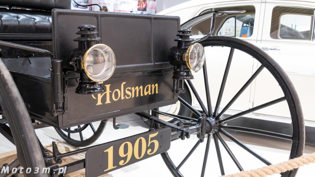 Zabytkowy Holsman Model 3 z 1905 roku w Galeria Metropolia Gdańsk-1400633