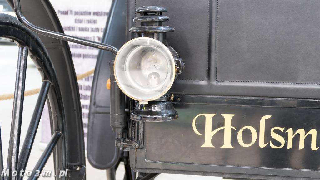 Zabytkowy Holsman Model 3 z 1905 roku w Galeria Metropolia Gdańsk-1400634