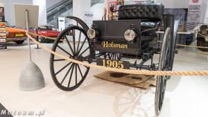 Zabytkowy Holsman Model 3 z 1905 roku w Galeria Metropolia Gdańsk-1400636