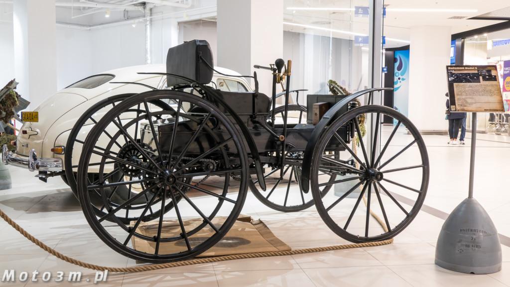 Zabytkowy Holsman Model 3 z 1905 roku w Galeria Metropolia Gdańsk-1400637