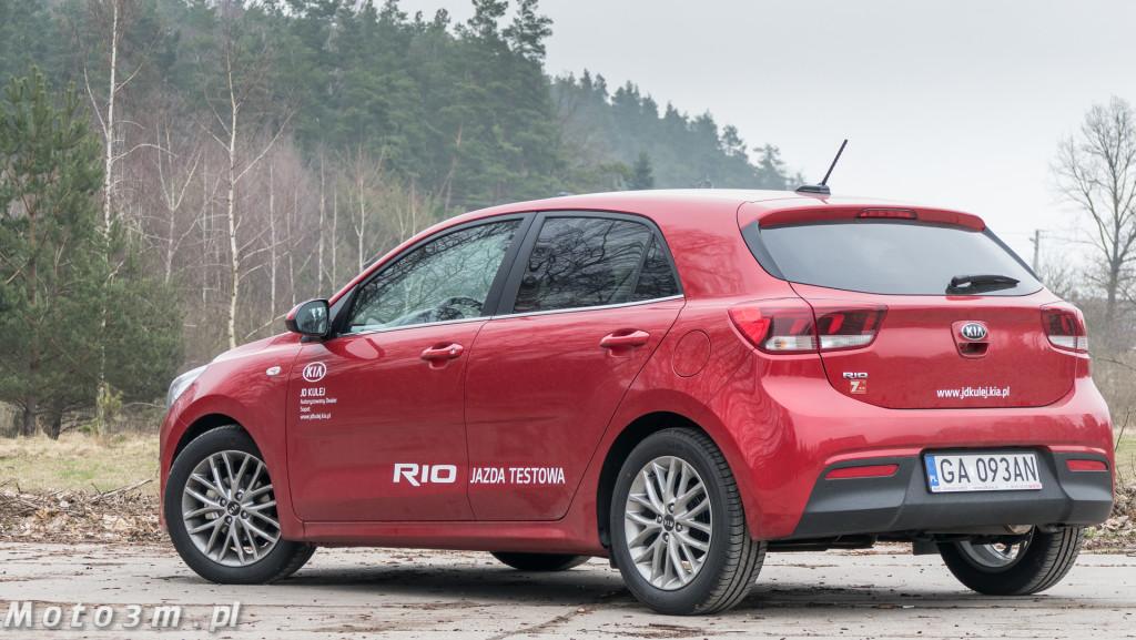 KIA Rio 1.2 L - nowy samochód egzaminacyjny PORD od JD Kulej-1400782
